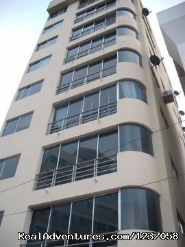 Edificio panoramico