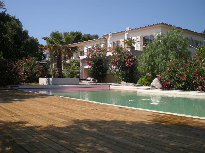 Magnificent villa located in south Corsica, holiday rental in Porto-Vecchio