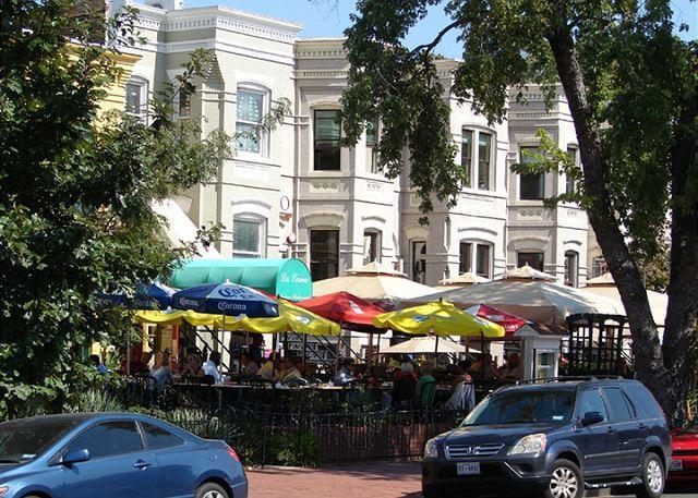 Restaurants in de buurt