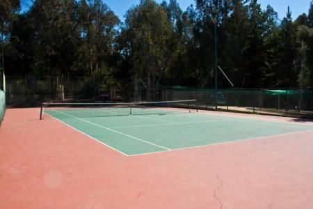 Tennis court - cancha de tenis