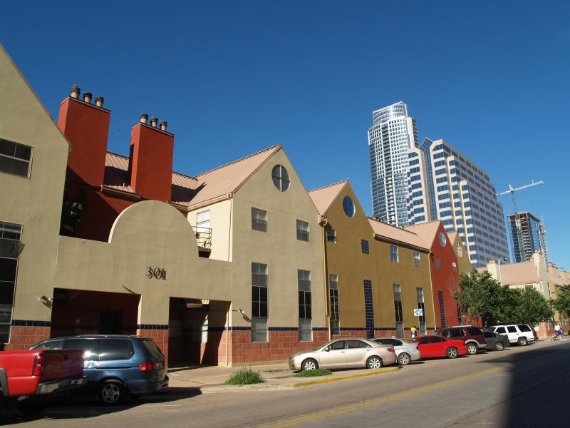 4th Street Downtown