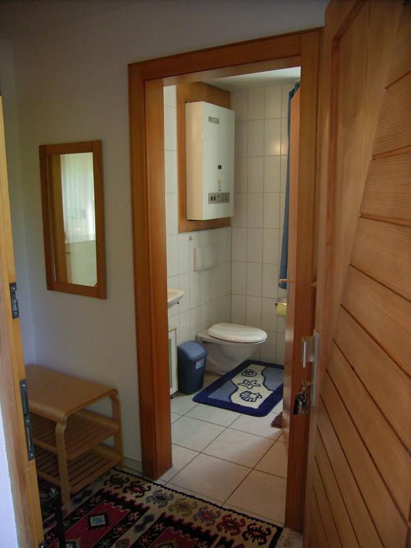 Entrada / baño