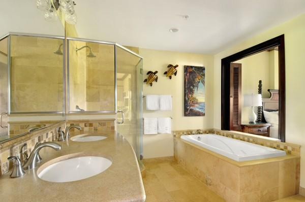 Waipouli Master Bathroom