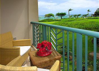 Oceanview van Lanai
