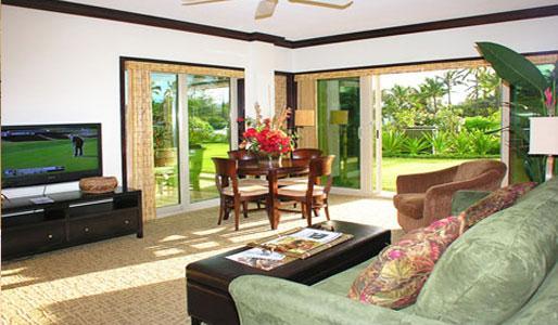 Living Room Garden & Sleeping Giant