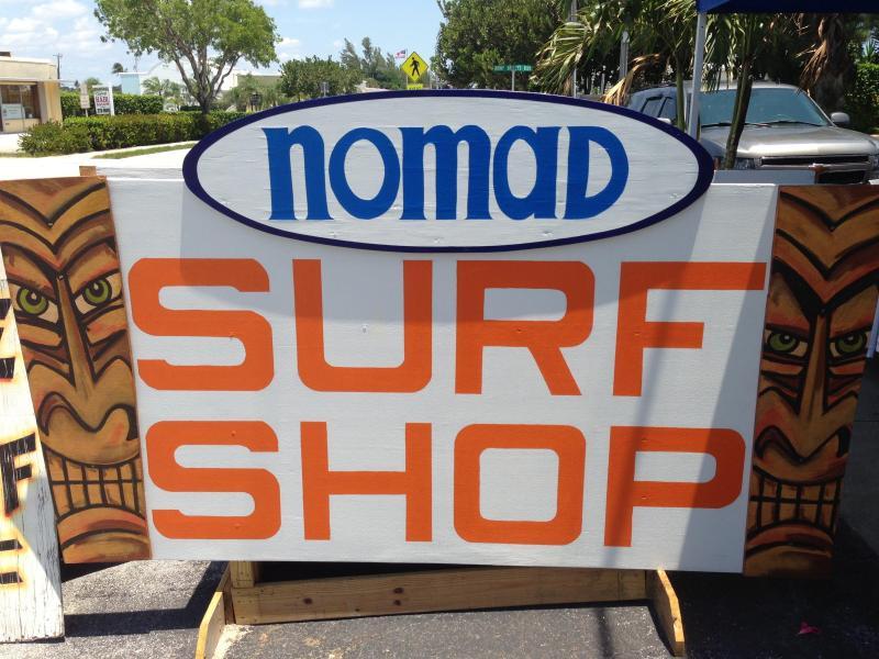 Prochain magasin de Surf Shop
