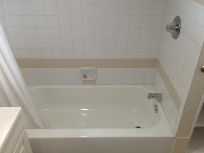 Commentaires salle de bains baignoire