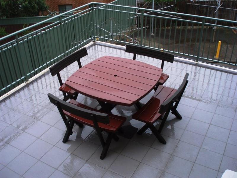 Balcony Outdoor seating