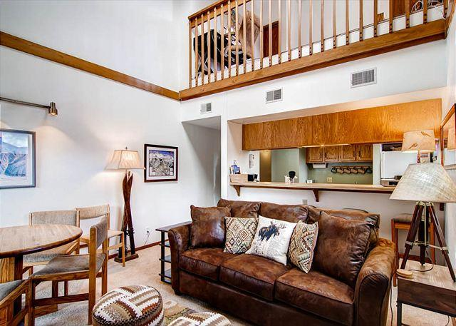 Mountainside 355A Condo Frisco Colorado Vacation Rentals, holiday rental in Frisco