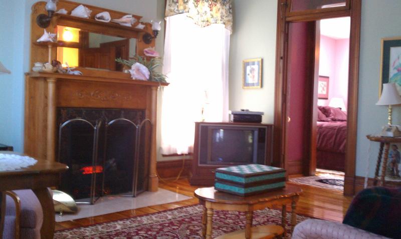 Bragg Suite salón
