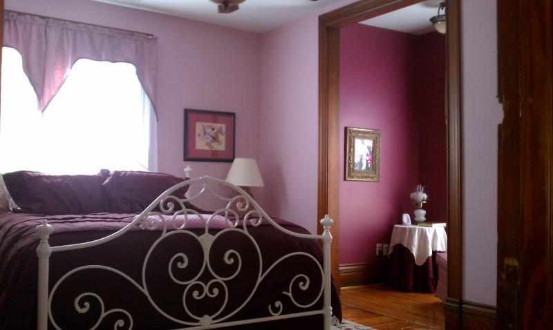 Bragg Suite Bedroom