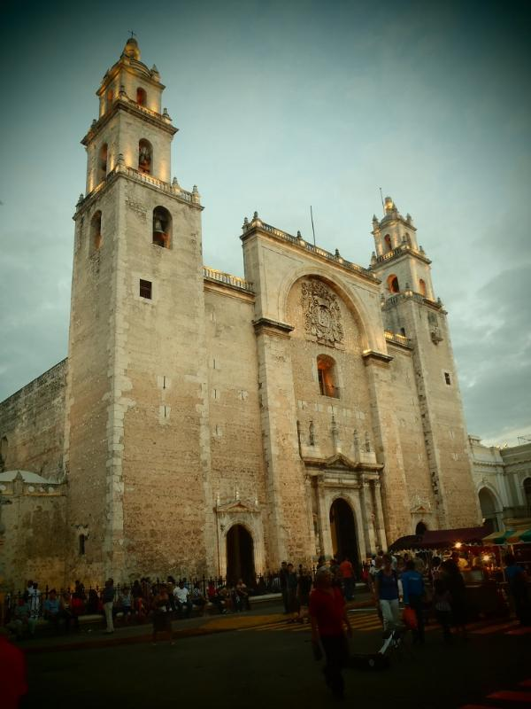 Road trip to Merida - 3.5 hours by car from Puerto