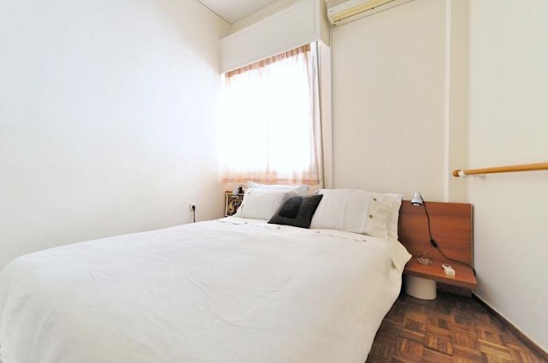 Habitación con 1 cama de 1, 60 m x 2, 00m