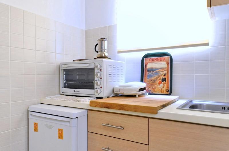 Refrigarator, horno, estufa