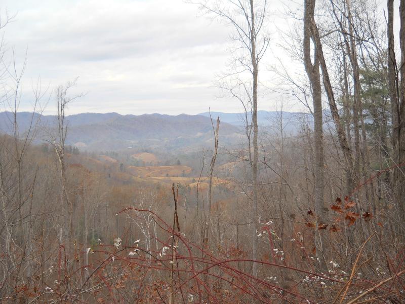 Een prachtige uitzicht langs de weergave Trail