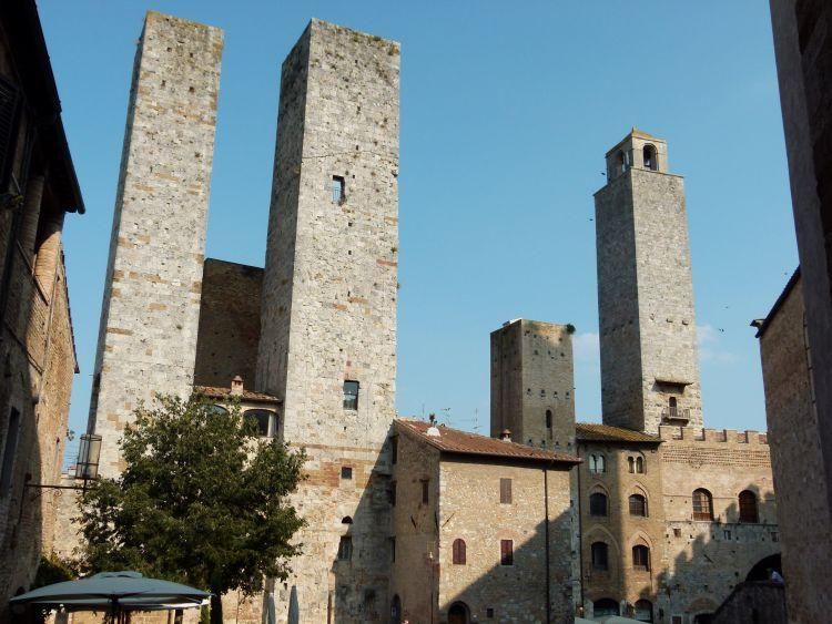 la Torretta Apartment, holiday rental in San Gimignano
