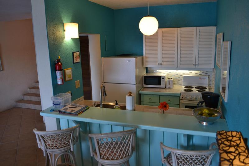 Our newly remodelled kitchen.