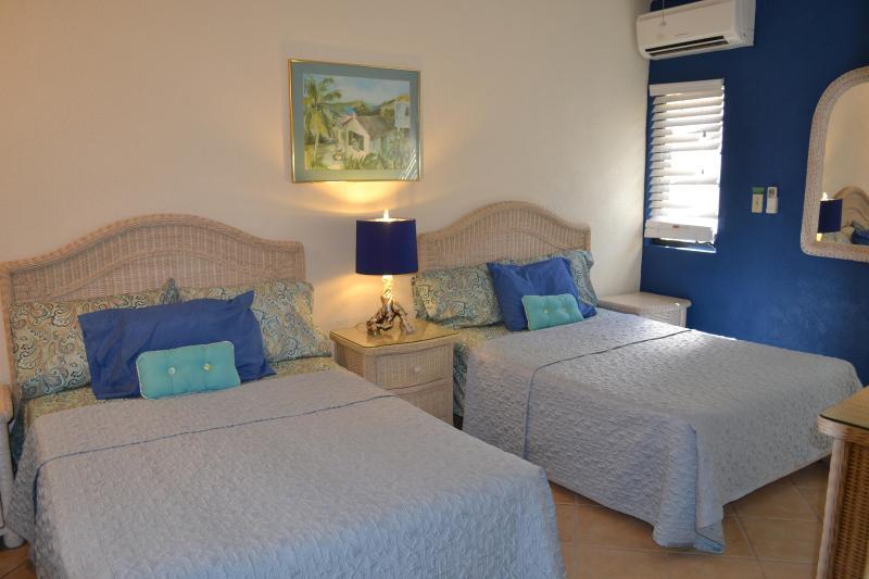 Guest bedroom (2 queen-size beds)