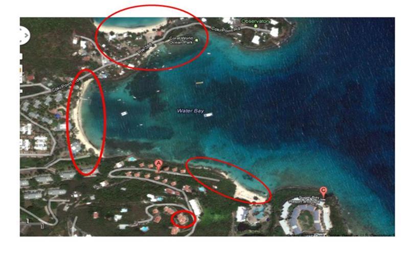 Proximity to the Beaches - 3 beaches!