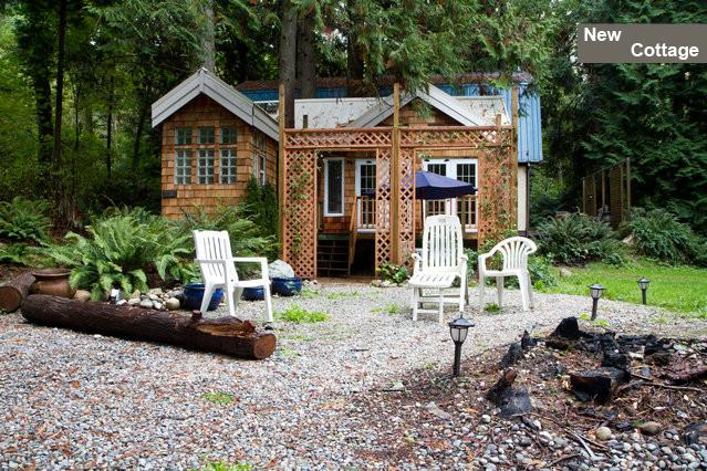The Serenity Cottage Getaway, location de vacances à Tsawwassen