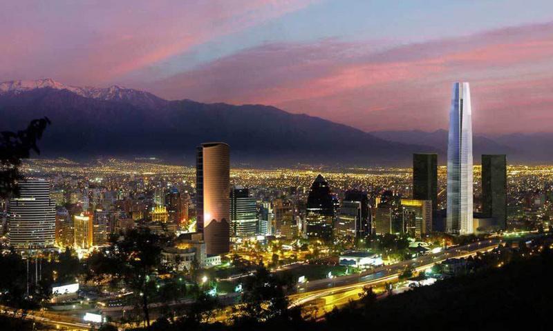 Big aparment in Downtown Santiago., vakantiewoning in Pudahuel