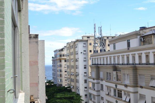 vista rua e mar