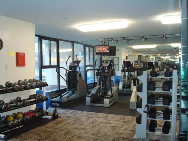 GYM/EXERCISE ROOM IS ON THE SAME FLOOR.