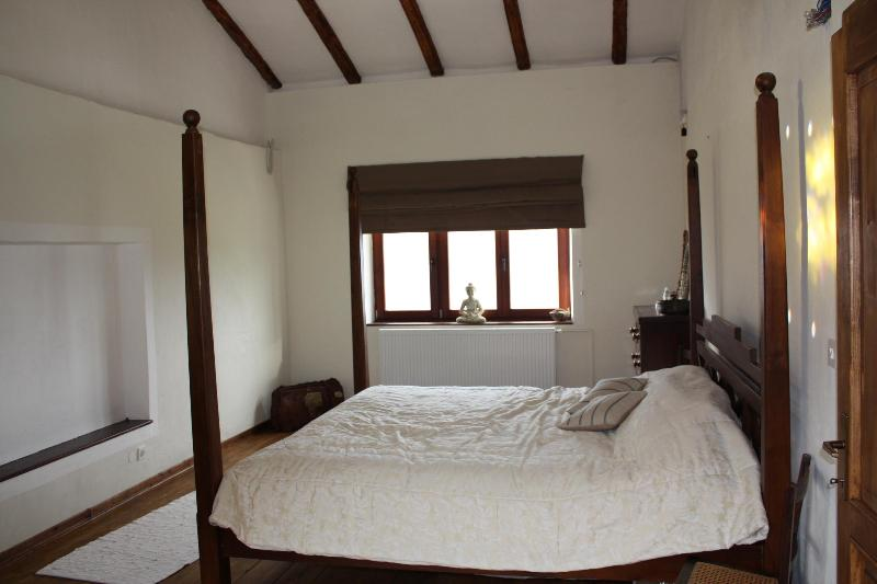 Master bedroom - a real treat