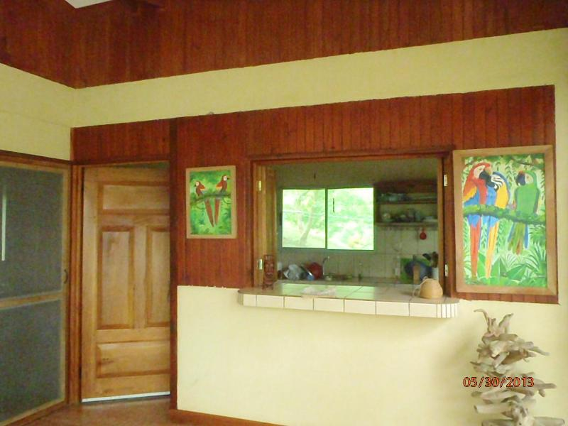 Relax at Casa Aimilia- Playa San Miguel,Guanacaste, holiday rental in Santiago de Puriscal