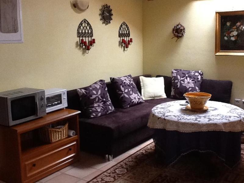 Apartment living room -sitting area