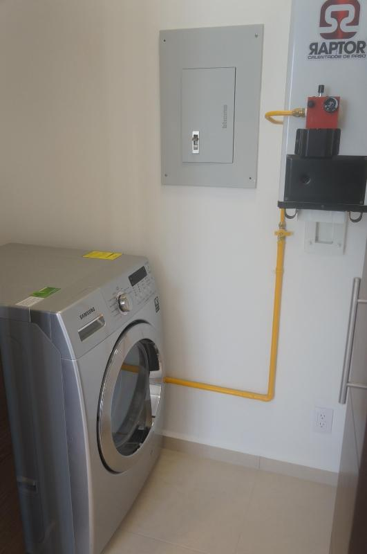All appliances in the appartment