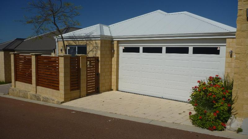 Lock up Garage access from rear laneway