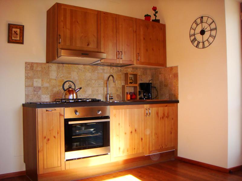 Rondine fully equipped kitchen