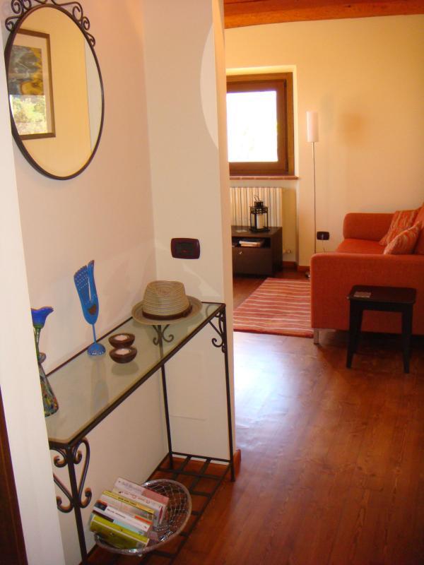 Rondine hallway through to Living Room