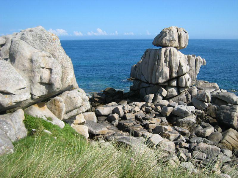 rocks in cleder