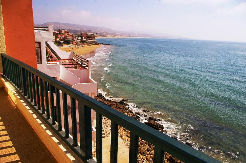 The bay of taghazout