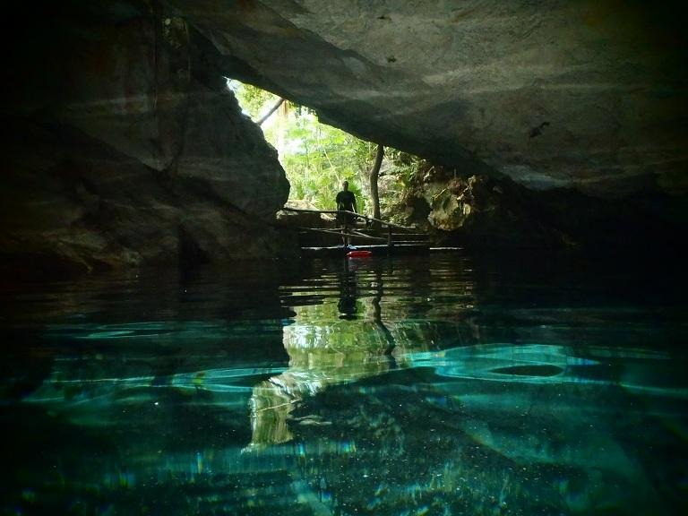 Puerto is surrounded by dozens of cenotes - perfect for swimming, snorkeling, and diving