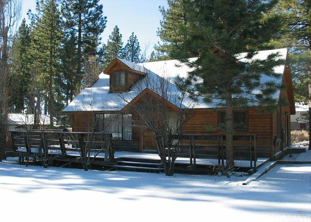 Tahoe, cabine de Stanford