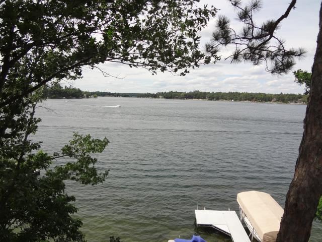 Lake View from Deck