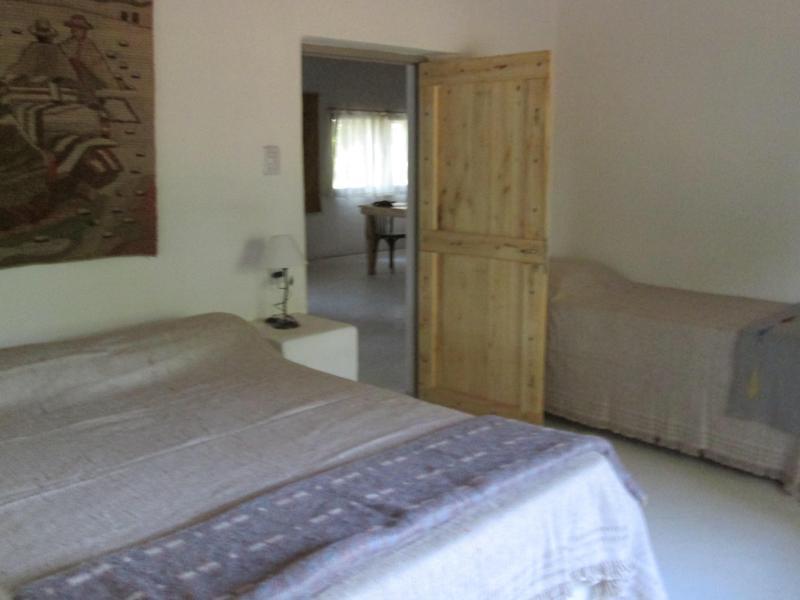 Decor details of Casona master bedroom