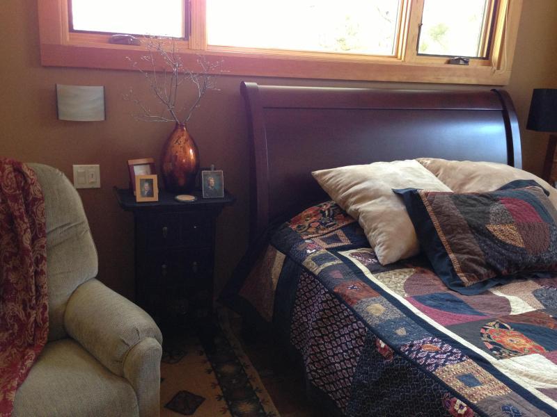 Master camera da letto principale piano