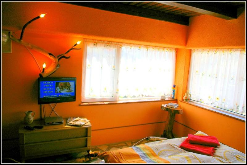 Satelitte TV available in double room as well as a large TV in lounge