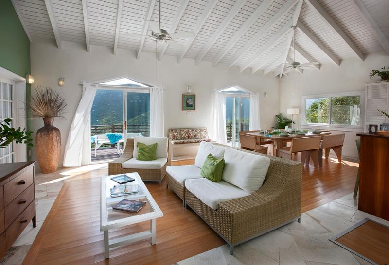 Sail View, vacation rental in St. John