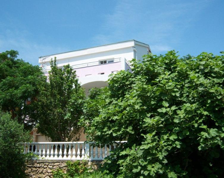 Island of Pag, Novalja, Vidalici tourist village, Villa Tomi, vacation rental in Vidalici