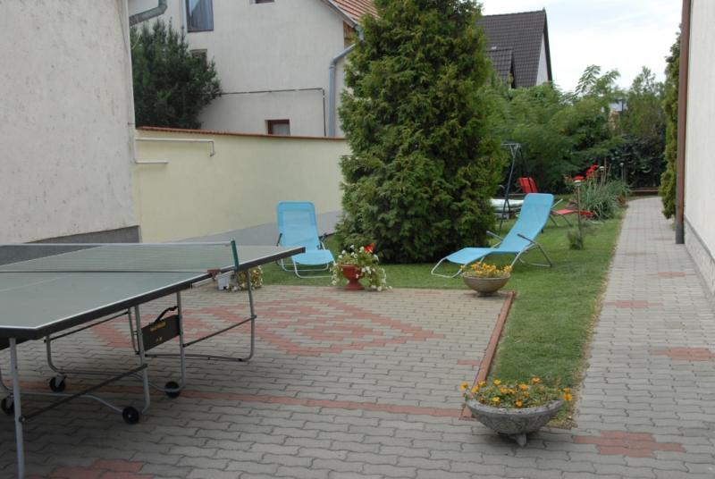 Balla Appartements - Garten