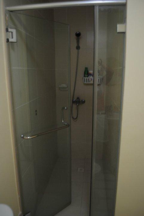 Habitación de ducha