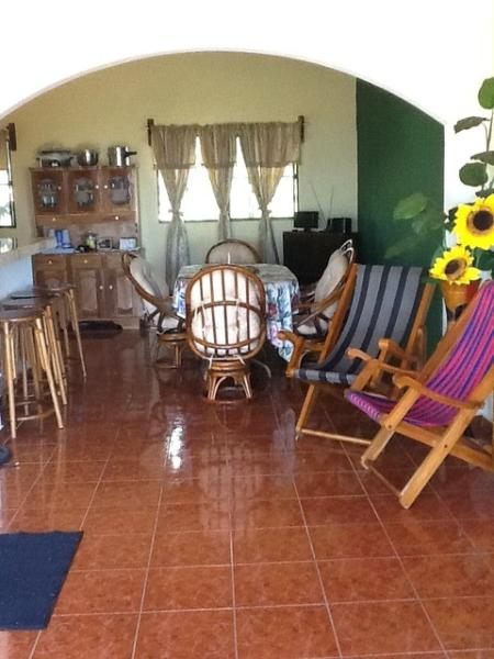 Miramar beach house, holiday rental in Santa Tecla