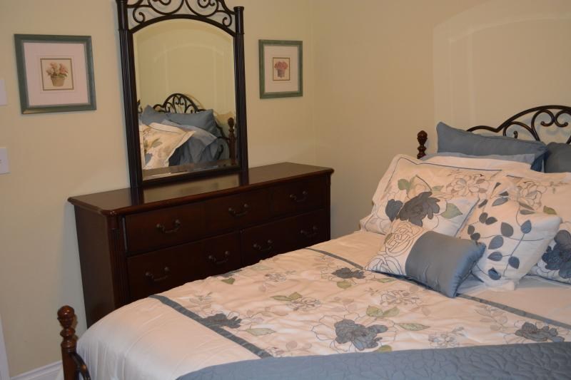 Queen Bedroom includes dresser