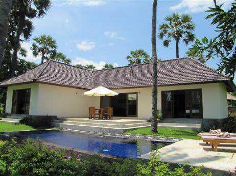 VILLA JEPUN WITH PRIVATE POOL, vacation rental in Tulamben