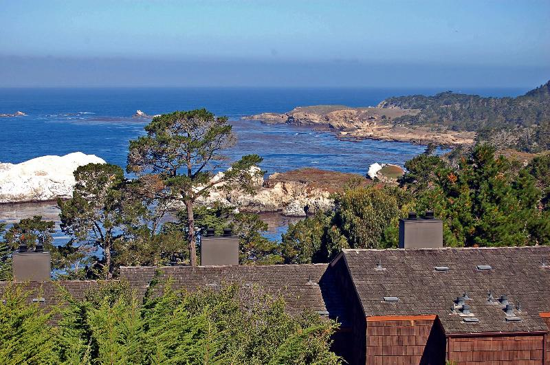Concours d'Elegance Week Hyatt Carmel Highlands Ocean Views 1 & 2 Bedrooms, holiday rental in Carmel